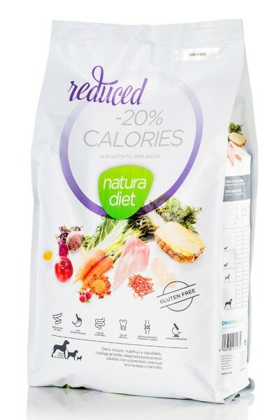 Natura Diet - Reduced -20% calories