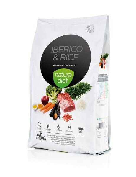 Natura Diet - Iberico & Reis