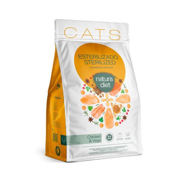 Natura Diet - Cat Sterilized