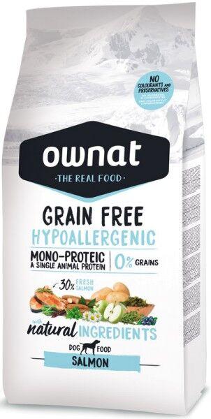 Ownat Grain Free Hypoallergen Lachs (Dog)
