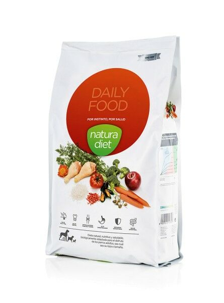 natura diet Hundefutter Daily Food