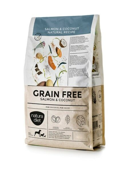 Natura Diet - Grain Free Lachs & Kokosnuss
